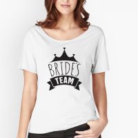 Divat póló -  Brides team