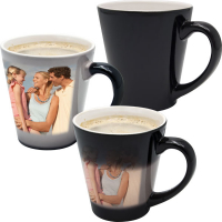 Fényképes bögre - latte - 3dl - (Varázs bögre)