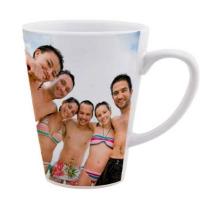 Fényképes bögre - latte - 3dl