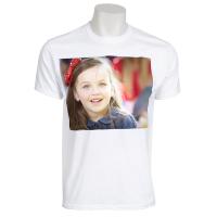 Fényképes póló - Gyerek - 128-as méret (8 éves)