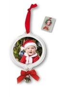 Kör alakú karácsonyfa dísz